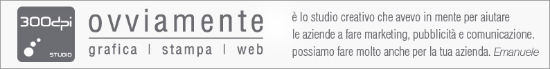 300dpi STUDIO | grafica - stampa - web |Spoleto