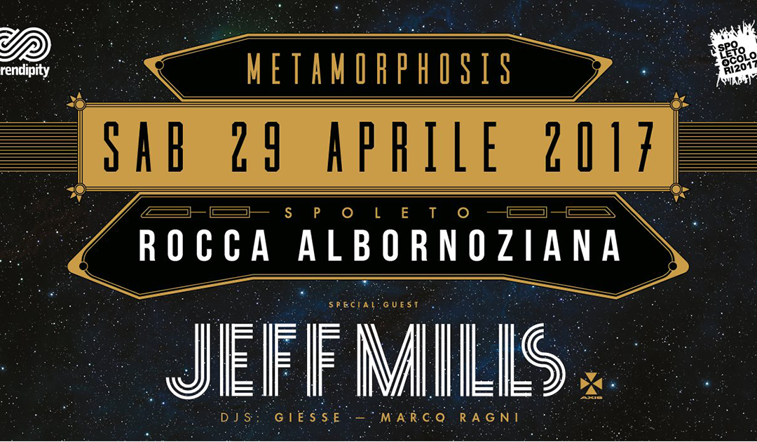 METAMORPHOSIS 2017