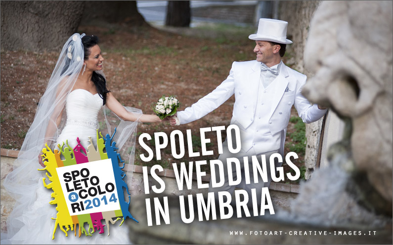 Spoleto is Weddings in Umbria
