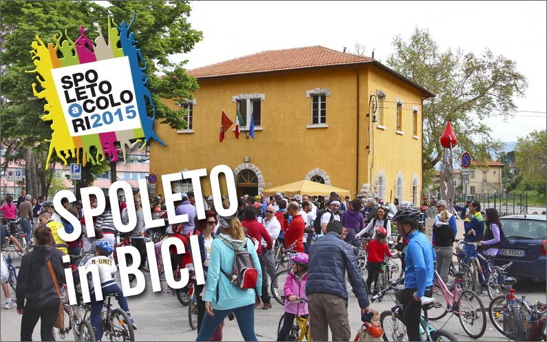 Spoleto in Bici 2015