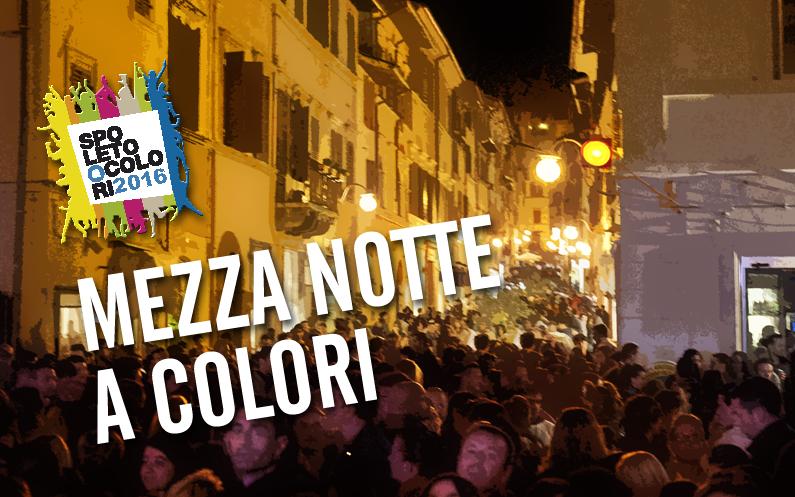 Mezza Notte a Colori 2016