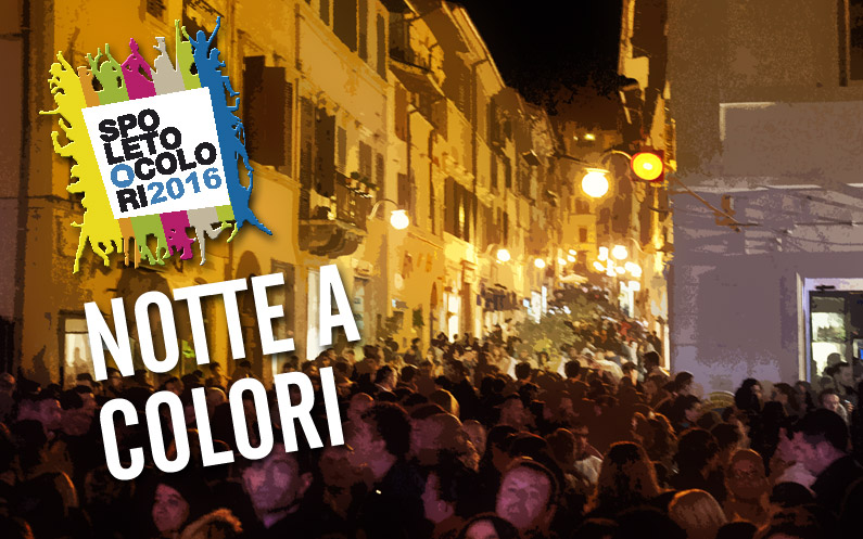 Notte a Colori 2016